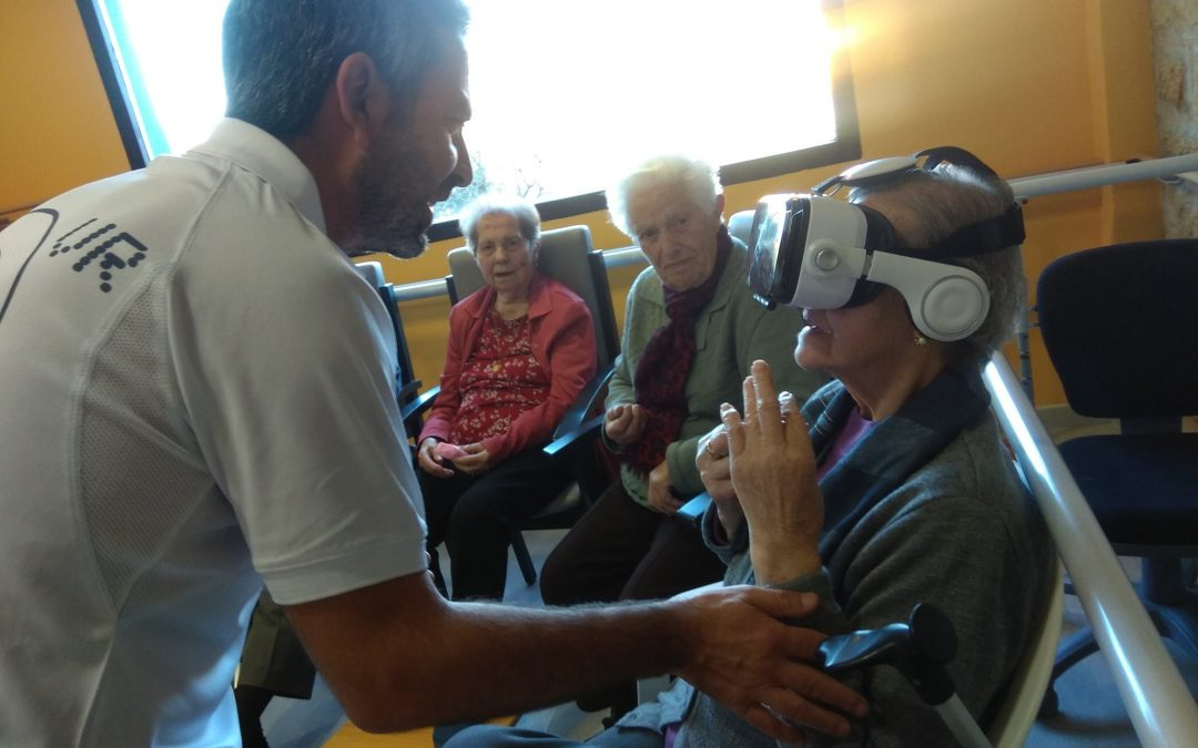 PROYECTO: VR OLD EMOTIONS